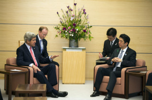 Is Japan's Abe Taking his Cues from Cheney's Washington Friends?