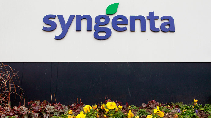 Syngenta methods of silencing GMO opposition are unbelievable