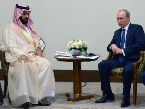 Saudi Russo Rapprochement Back on Track