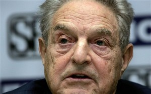 Soros Plays Both Ends in Syria Refugee Chaos