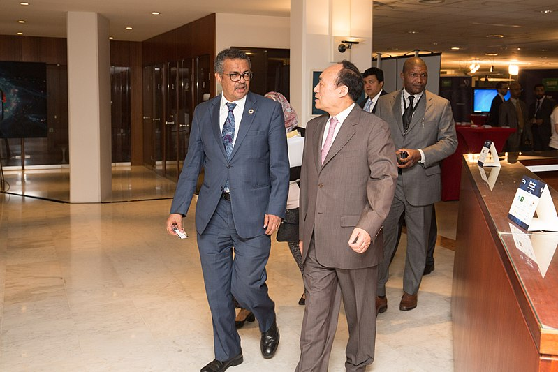 Who is WHO's Tedros Adhanom?
