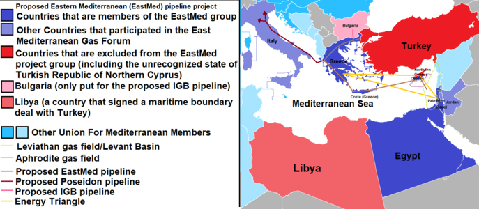 The Mad Geopolitics of Israel's EastMed Gas Pipeline