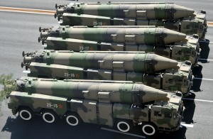 Washington Plays Nuclear Chicken Now With China as Well as Russia