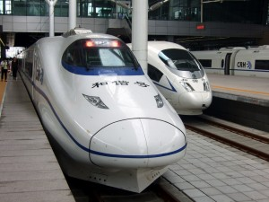 China and Russia Firm Ties With High Speed Rail Link