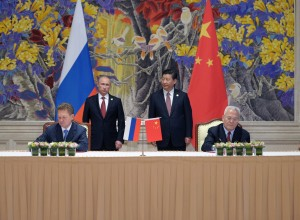 China and Russia in New Strategic Energy Deals