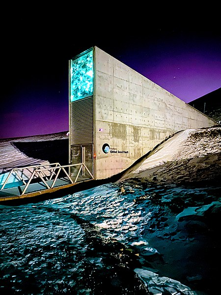 What's Going On With the Arctic 'Doomsday' Seed Vault?