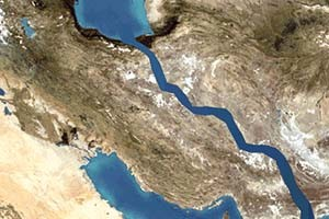 Iran Links to Eurasia with Persian Canal